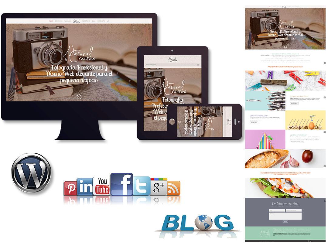 Responsive Web design, Diseño Web adaptable, dispositivos móviles, Diseño Web, WordPress, Diseño de páginas web, Pagina Web, Páginas Web, Diseñador de páginas Web, Diseñador web, Creativo, Elegante, Personalizado, Diseño