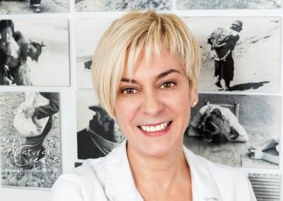 Fotografía de Retrato – OPI para Centro Dental